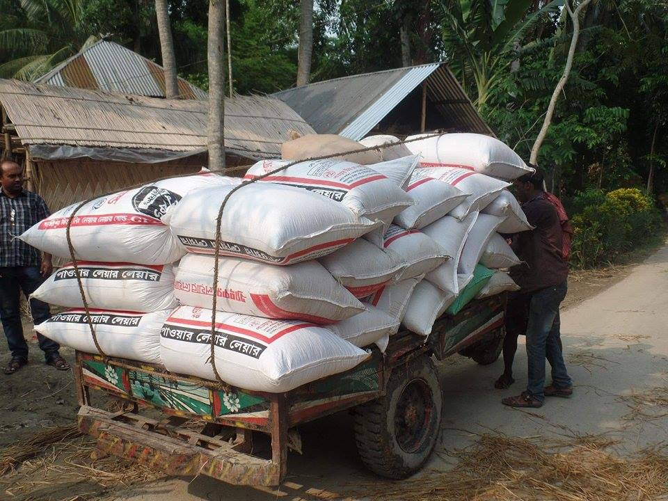 SDC's Rice Transportation