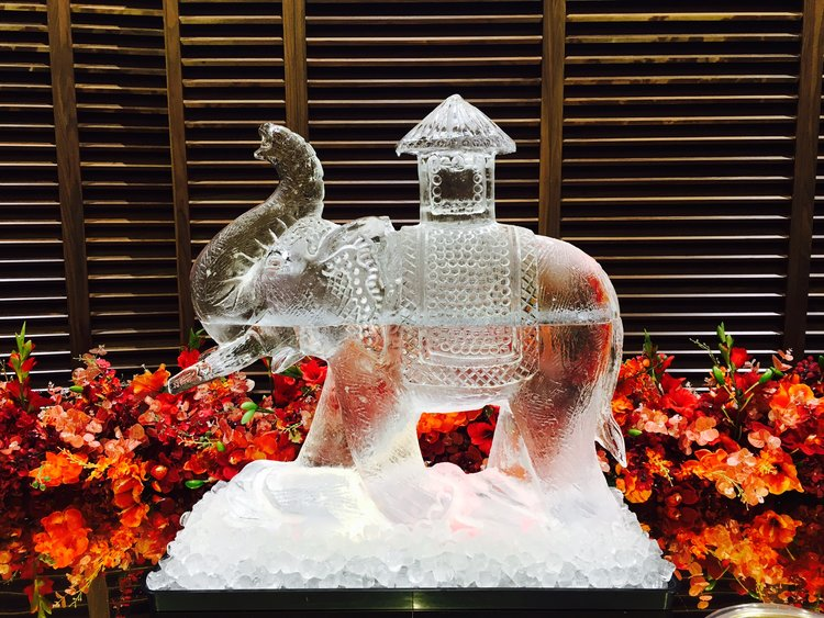 wedding ice carvings all about ice europe