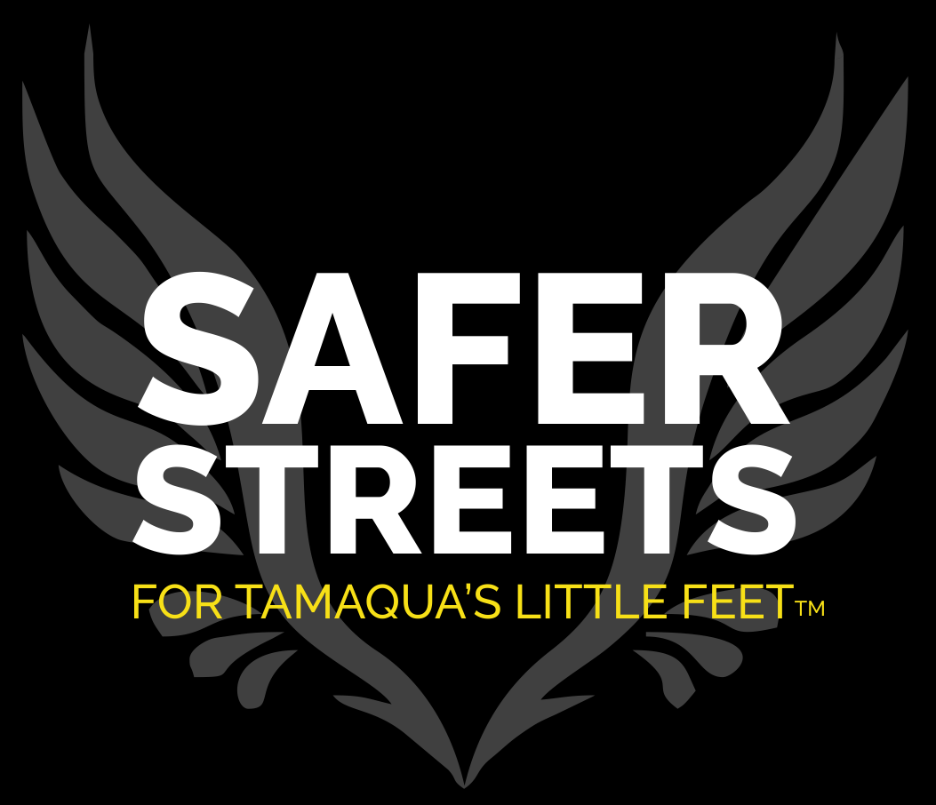 Safer Streets For Tamaqua's Little Feet