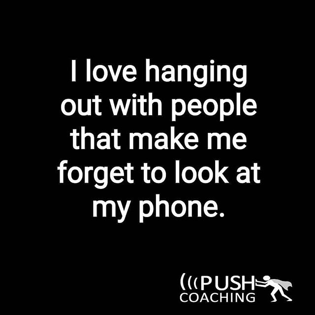 I've been so busy... No time at all to be in my phone except to post a few things... The people, friends, business partners and clients have kept me fully engaged... I'm so blessed to be Living Life, not head down with the little screen in my hand.  #truenetworking #nonconformist #headoutofyourphone #headup #realconversations #livinglife #motion #PUSHcoach #purposedriven #facetoface #interaction #coachinglife #mastercoach #entrepreneurlife