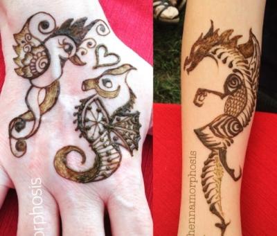 custom_animal_henna_designs_dragon