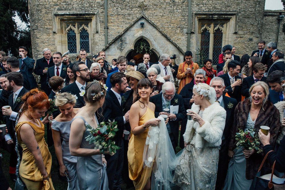 Keepsake wedding photography - group shot 1