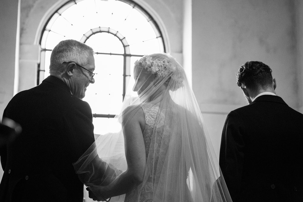 Keepsake Weddings Keepsake wedding photography - Bride, Groom and Father of the Bride
