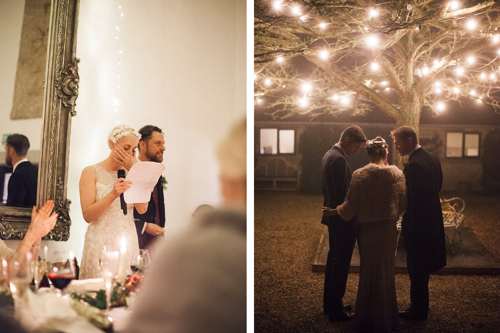 Keepsake weddings Keepsake wedding photography - grooms speech