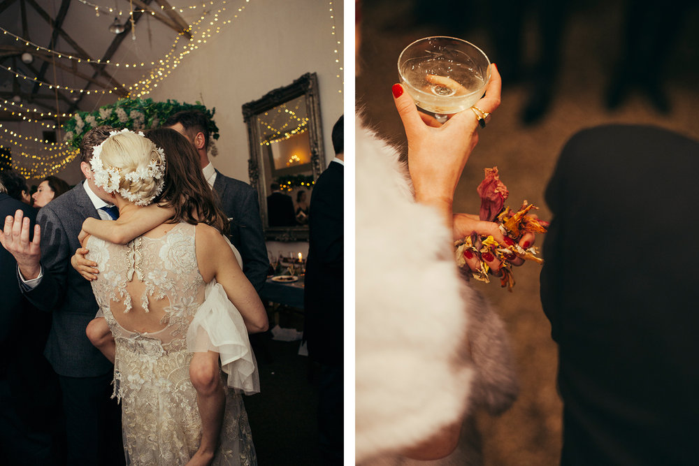 Keepsake wedding photography - Bride and bridesmaid