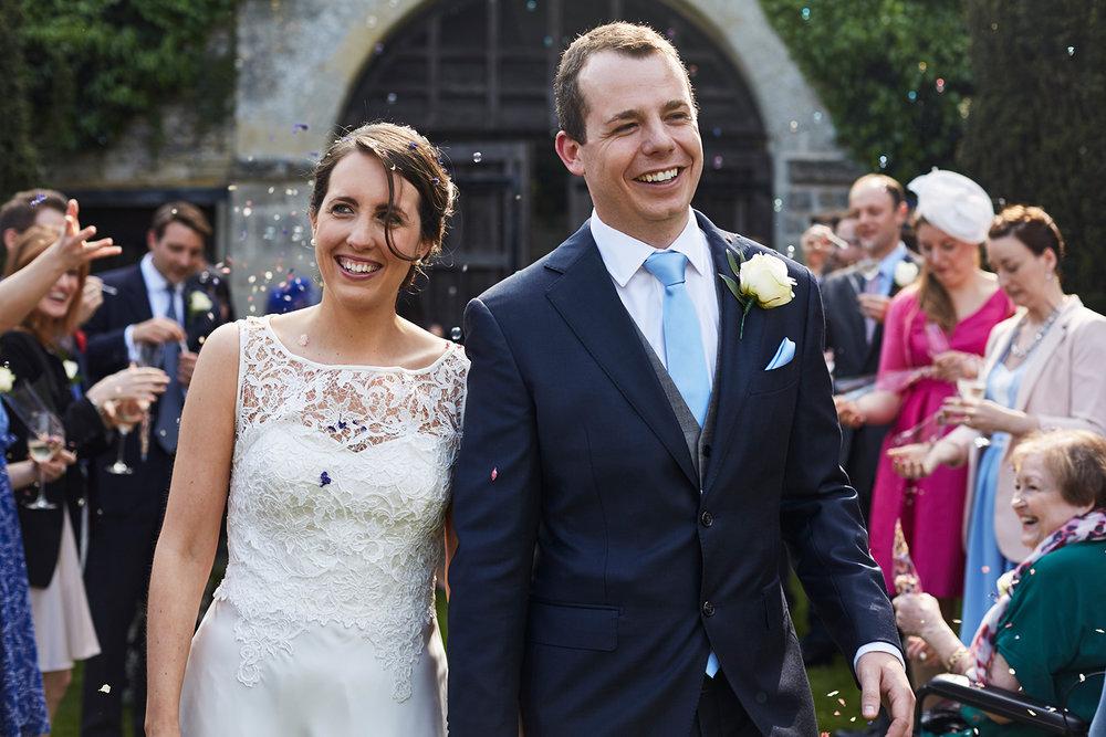 Keepsake wedding photography - Bride and groom shot 2
