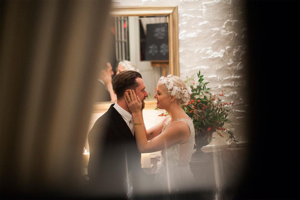 Keepsake Weddings Keepsake wedding photography - Bride and groom alone