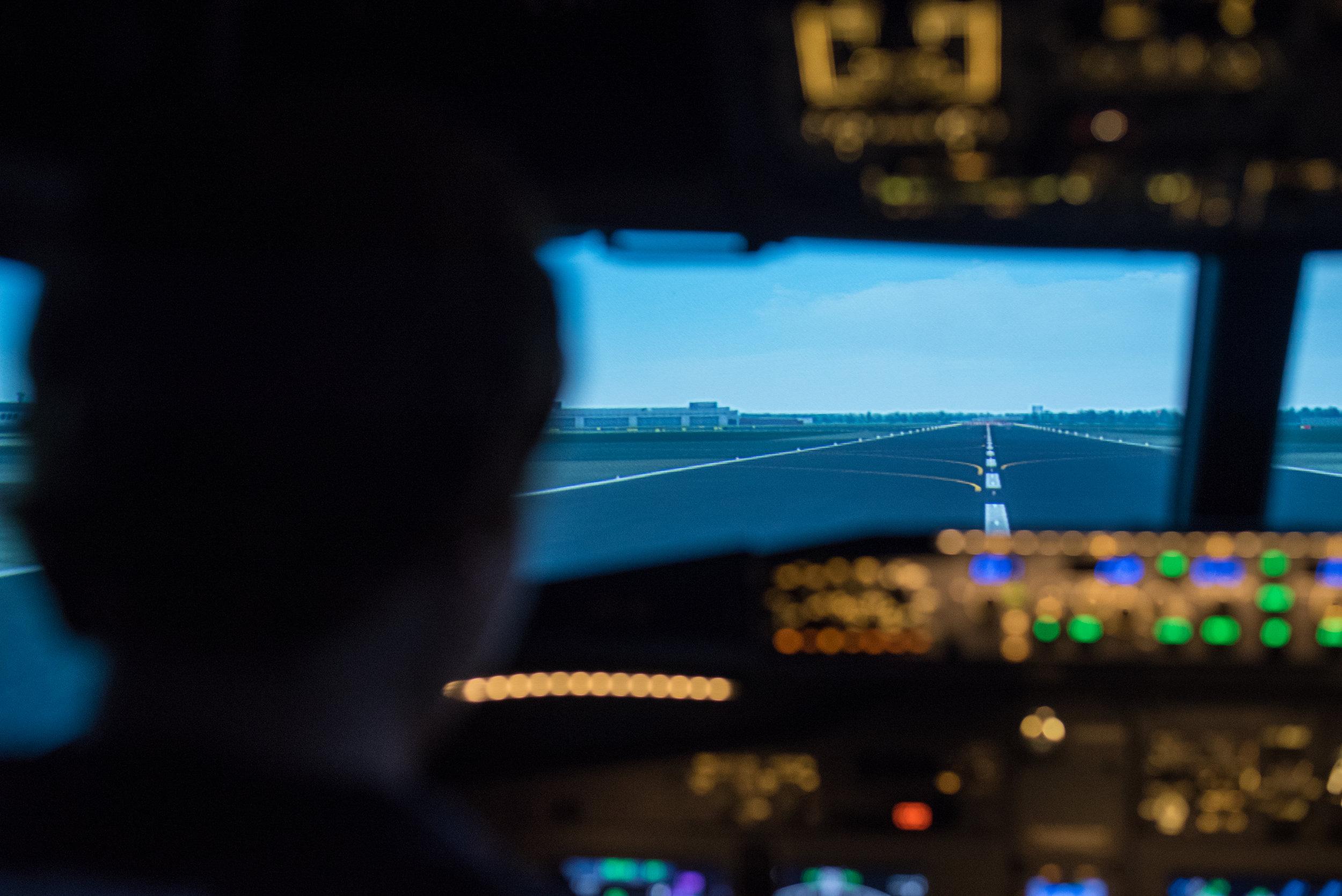 LHR landing-1501