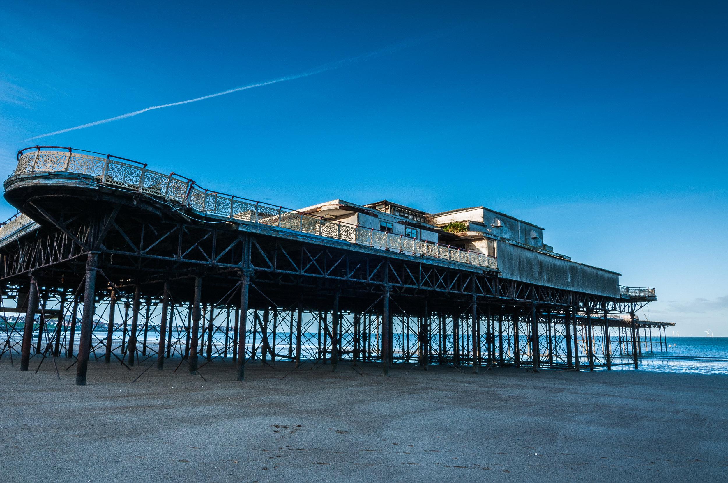 Pier (Colour)