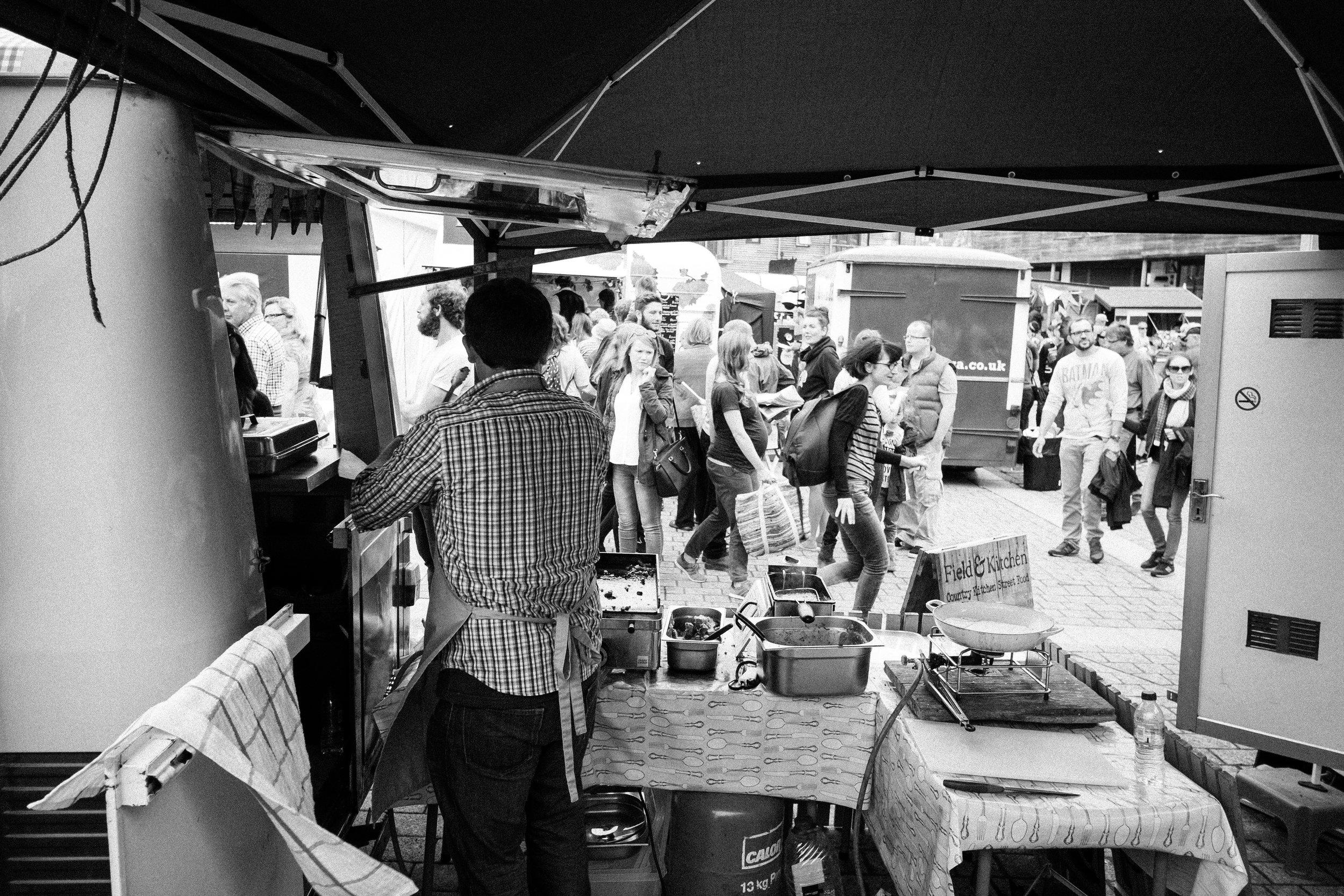 Falmouth food festival