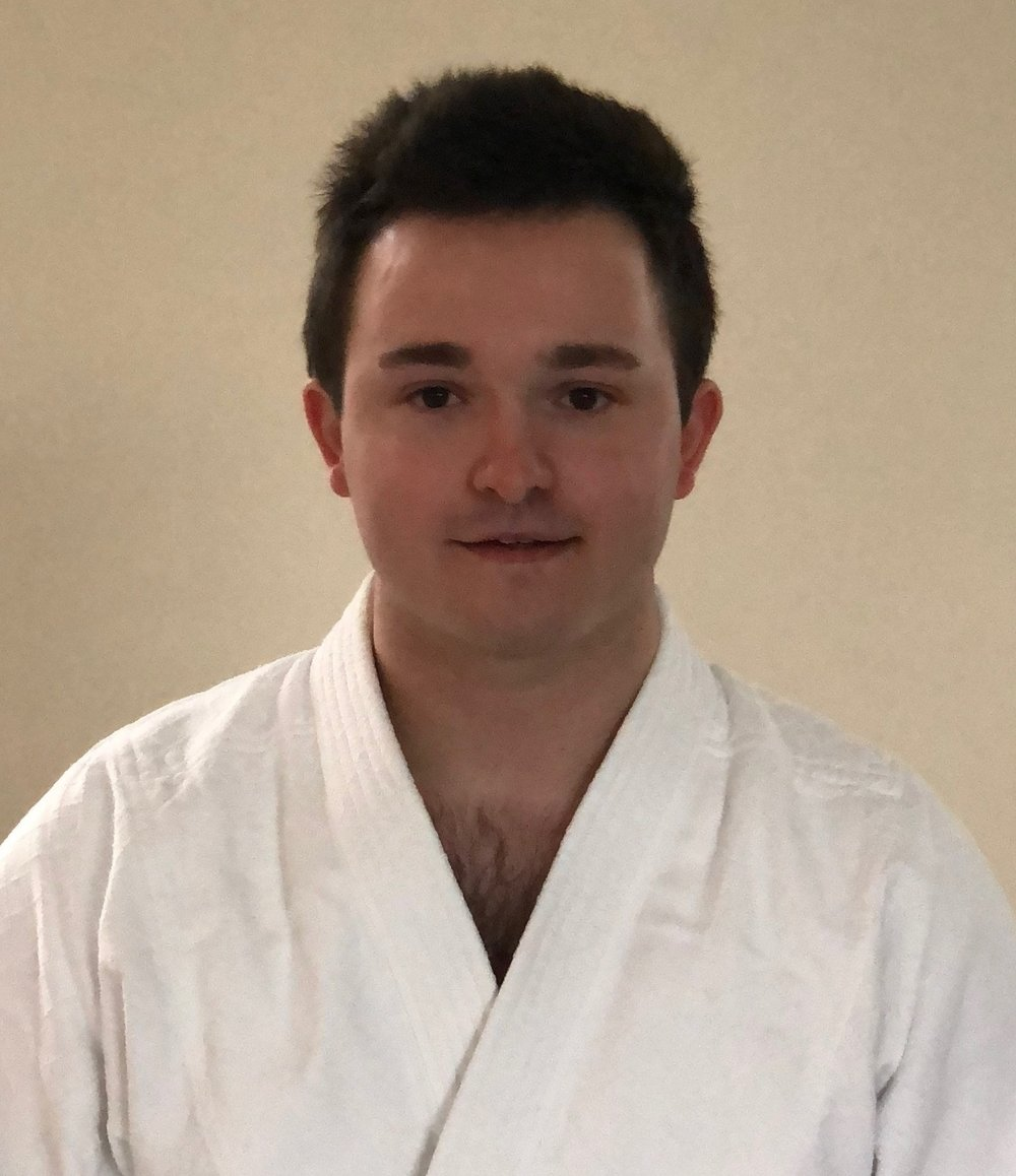 Martin Sanderson Sensei, 2nd Dan  Children & Youth