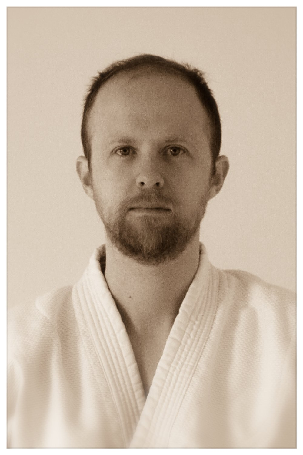 Alaric Everett Sensei   1st Dan, Qualified Teacher  Exeter/Isshinkan