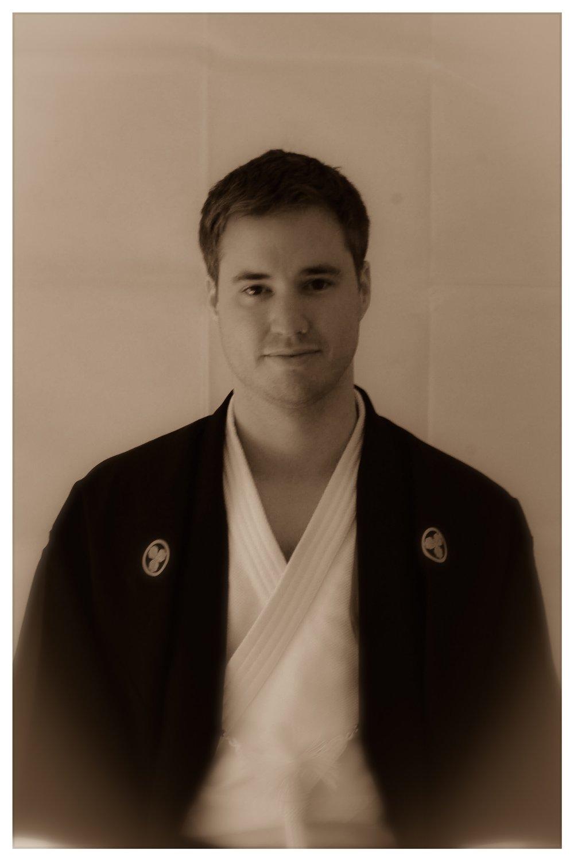 Adam Cooper Sensei   !st Dan, Teacher in Training  Central London Club