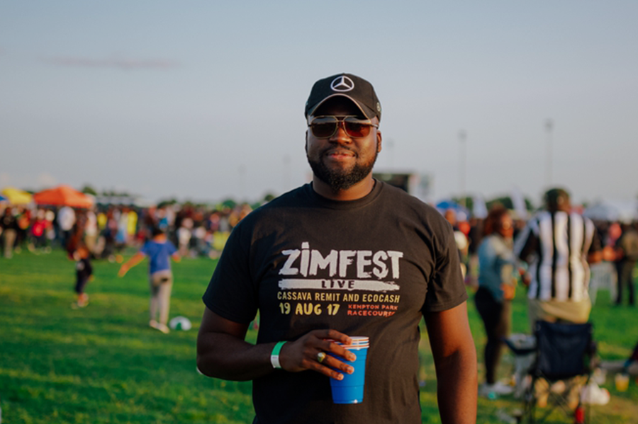 Learn more about representing Zimfest Live