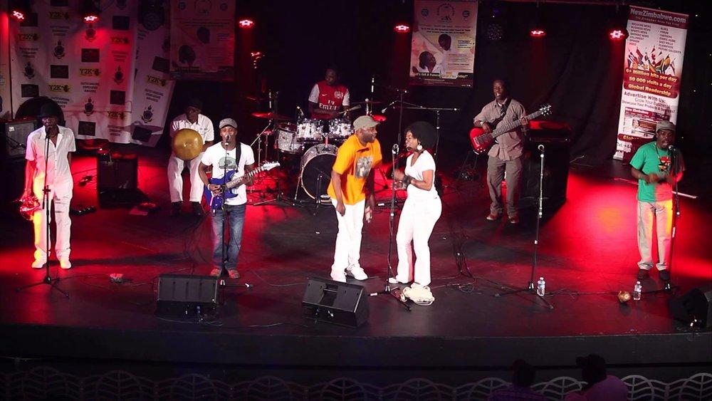 Zee Guveya & the Heritage Survival Band