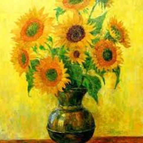 Sunflowers - Marian Lerner, InstructorNovember 7th, 6:30 PMMeza Wine Shop