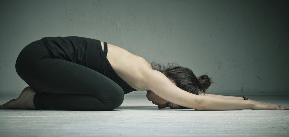 Yoga während einer Therapie