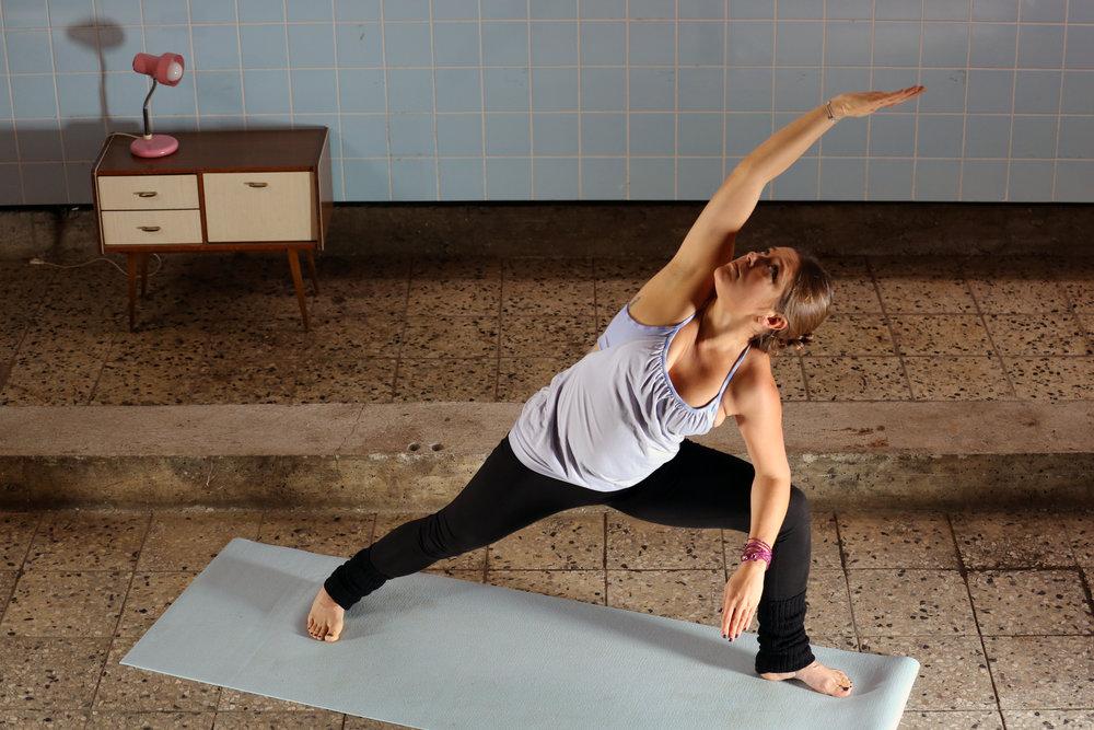 Yoga Therapiestunden