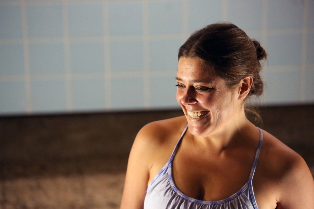 Yoga4Therapy Gründerin Marie Theres Wolfram