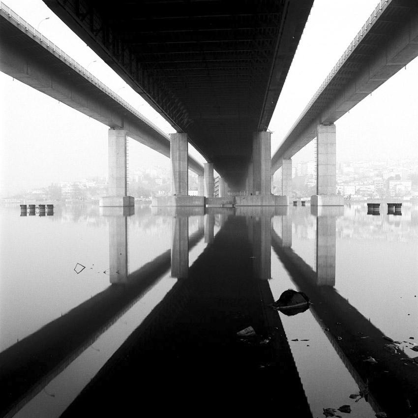 Pont de la Corne d'Or à Istanbul
