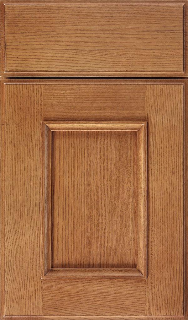 wood type: quartersawn oak    finish: coriander coffee