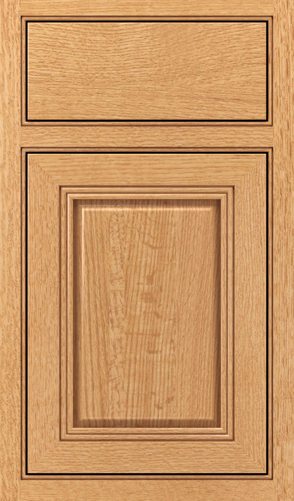 wood: quartersawn oak    finish: natural