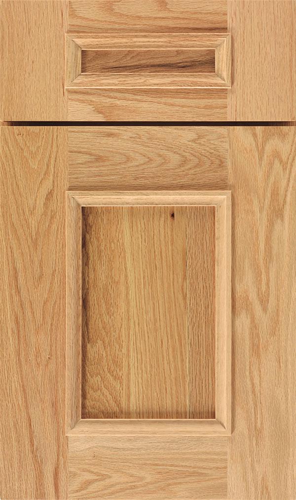 wood type: oak    finish: natural