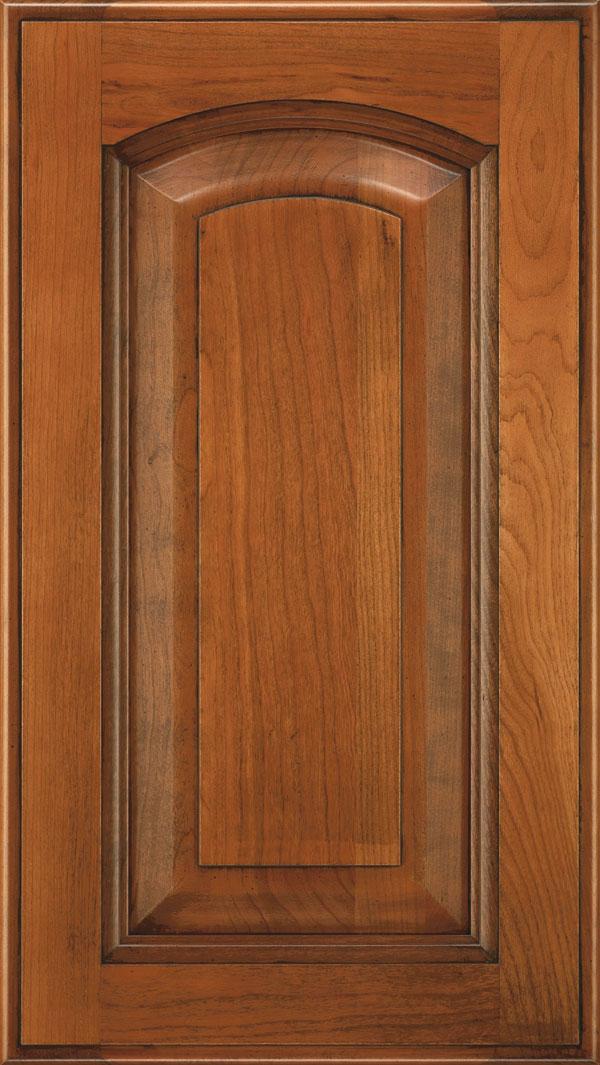 wood type: cherry    finish: bourbon noir