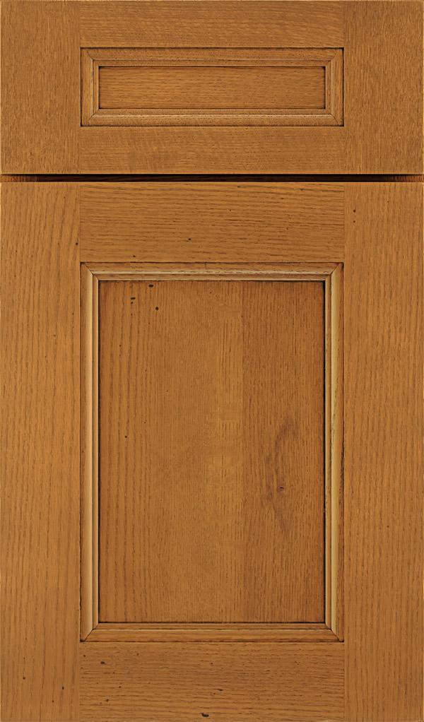 wood type: quartersawn oak    finish: pheasant