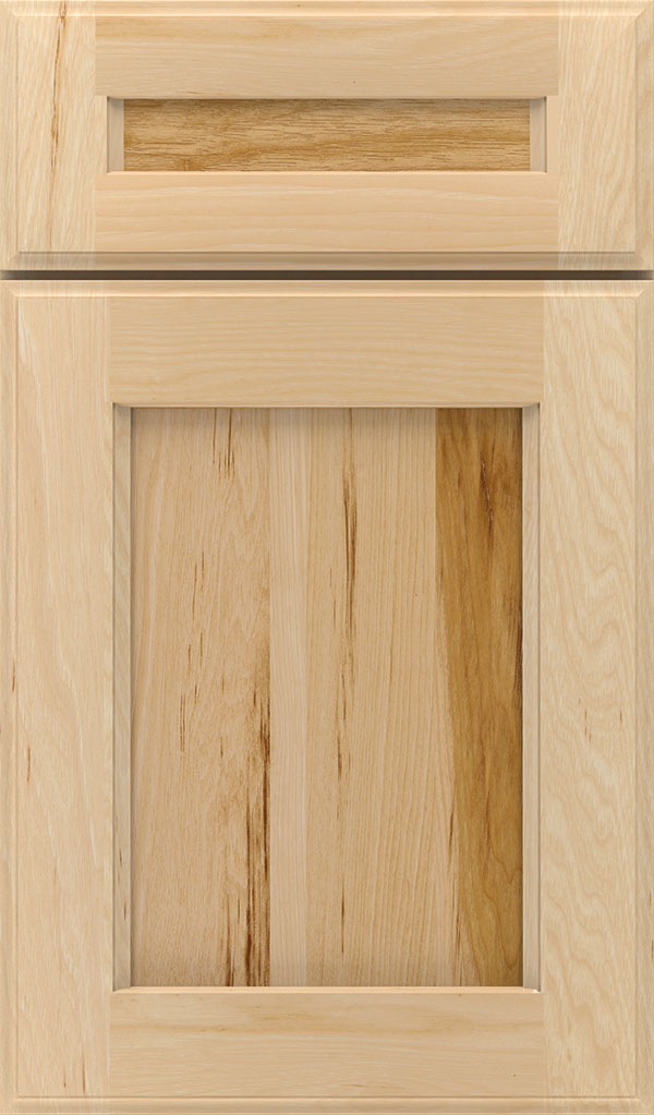 wood type hickory    finish: natural