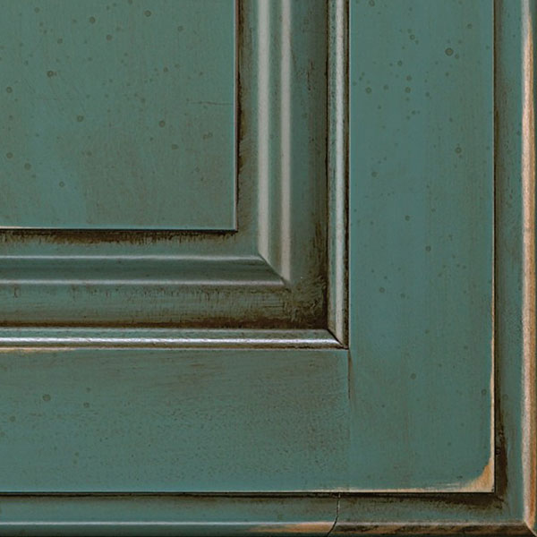 turquoise rust