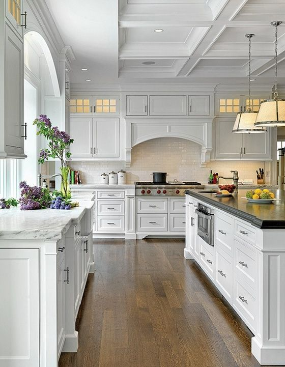 White Kitchens: Anything But Boring! — Platinum Kitchen Designs