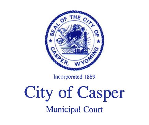 Casper Municipal Court   201 N. David St. 5th Floor Casper, WY 82601 307-235-8244  www.cityofcasperwy.com