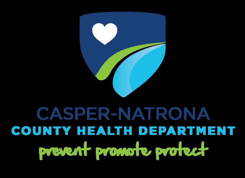 Casper-Natrona Health Department   475 S. Spruce St. Casper, WY 82601 307-235-9340   www.casperpublichealth.org