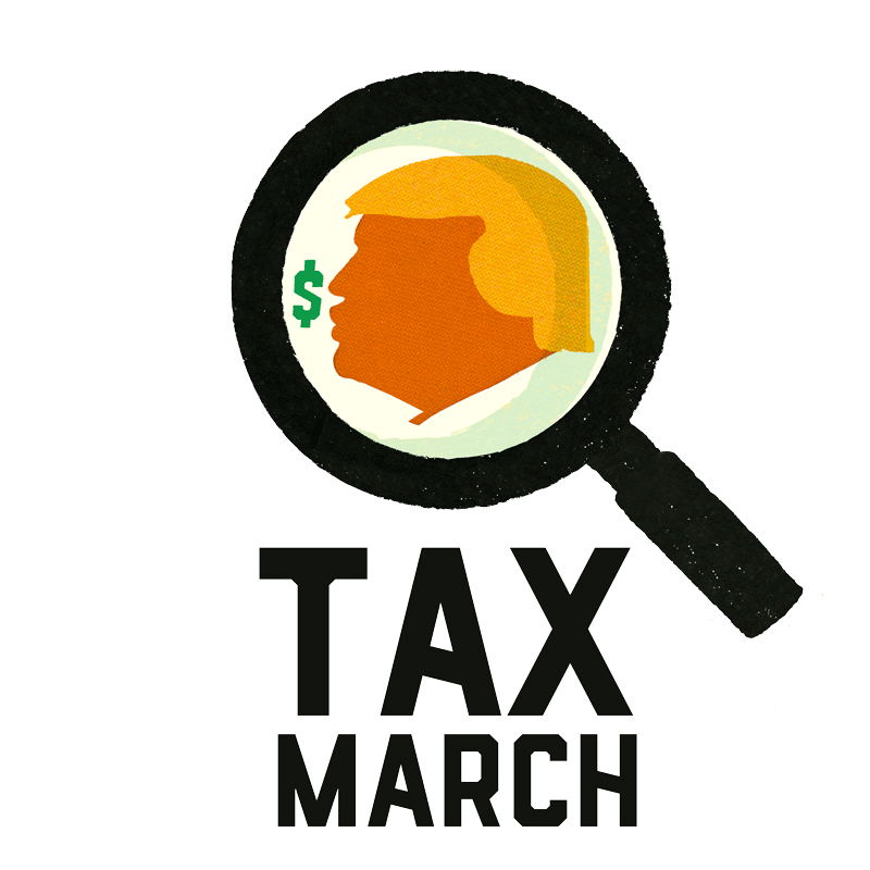 TAX MARCH NYC