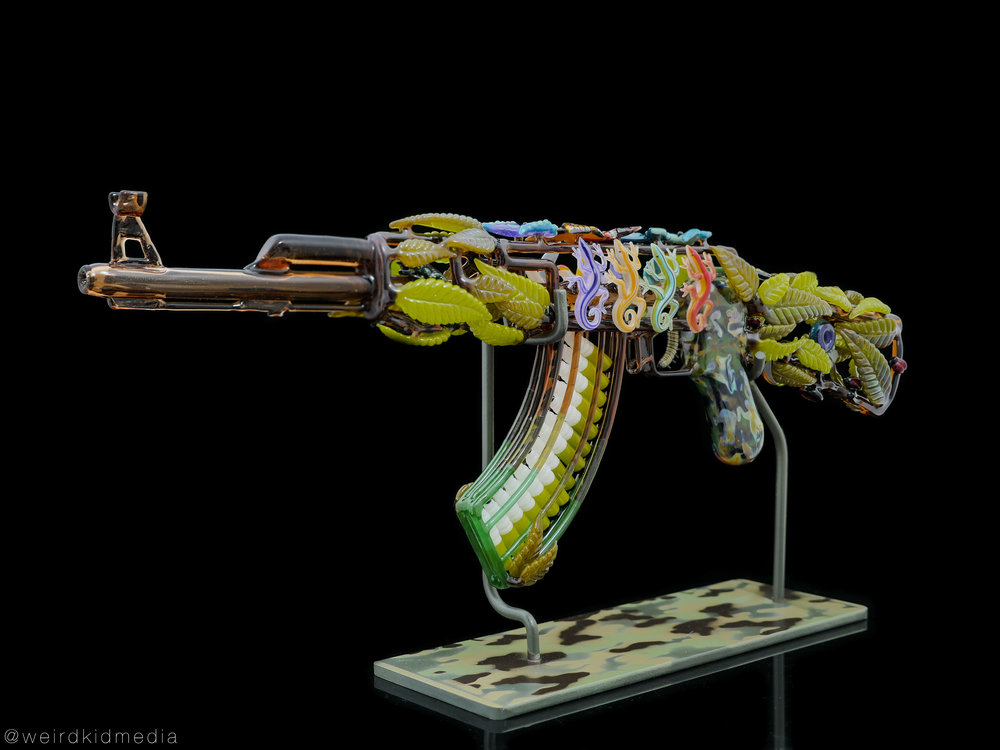 Mother Nature's Rifle by Robert Mickelsen and Calm.jpg