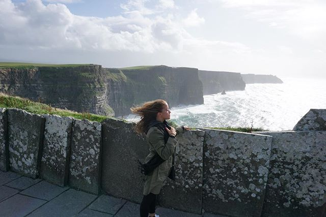Ireland 💚you were great to me. A little rain and wind but overall an amazing trip for many reasons. For all my supporters, family and friends if you don't travel much I suggest it. Don't think you need a ton of money to travel because you don't. Set aside a little piggy 🐷 bank and save a little money every week. I know we all make a different living but just saving a little weekly or monthly can help you travel at least 1x per year. Traveling is starting to be a part of who I am. I've always wanted to travel the world and here I am doing it. It opens your mind and your inner world. 😉TIP: Don't always go to the tourist places or the resorts. Something I thought was the only way to travel. It's not. The world is bigger than that. Get a feel for the real country your visiting. Learn cultures, meet new people, go to the small towns, go to places you are scared to go and do things you never thought you would do. Get out of your comfort zone. This could really help your everyday life in so many ways. It always helps me come back to NY more humble and appreciative. There is much more to life then the what you look like, materialistic things and money. Learn. Grow. Expand. Travel 💚 Thank you...