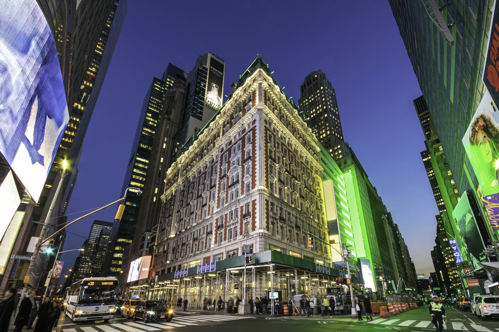 1466 Broadway (NYC) $400M in distressed debt sold
