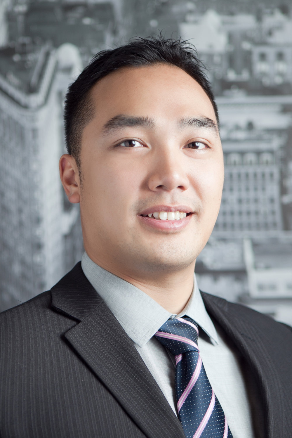 David Ho (Executive Manager)
