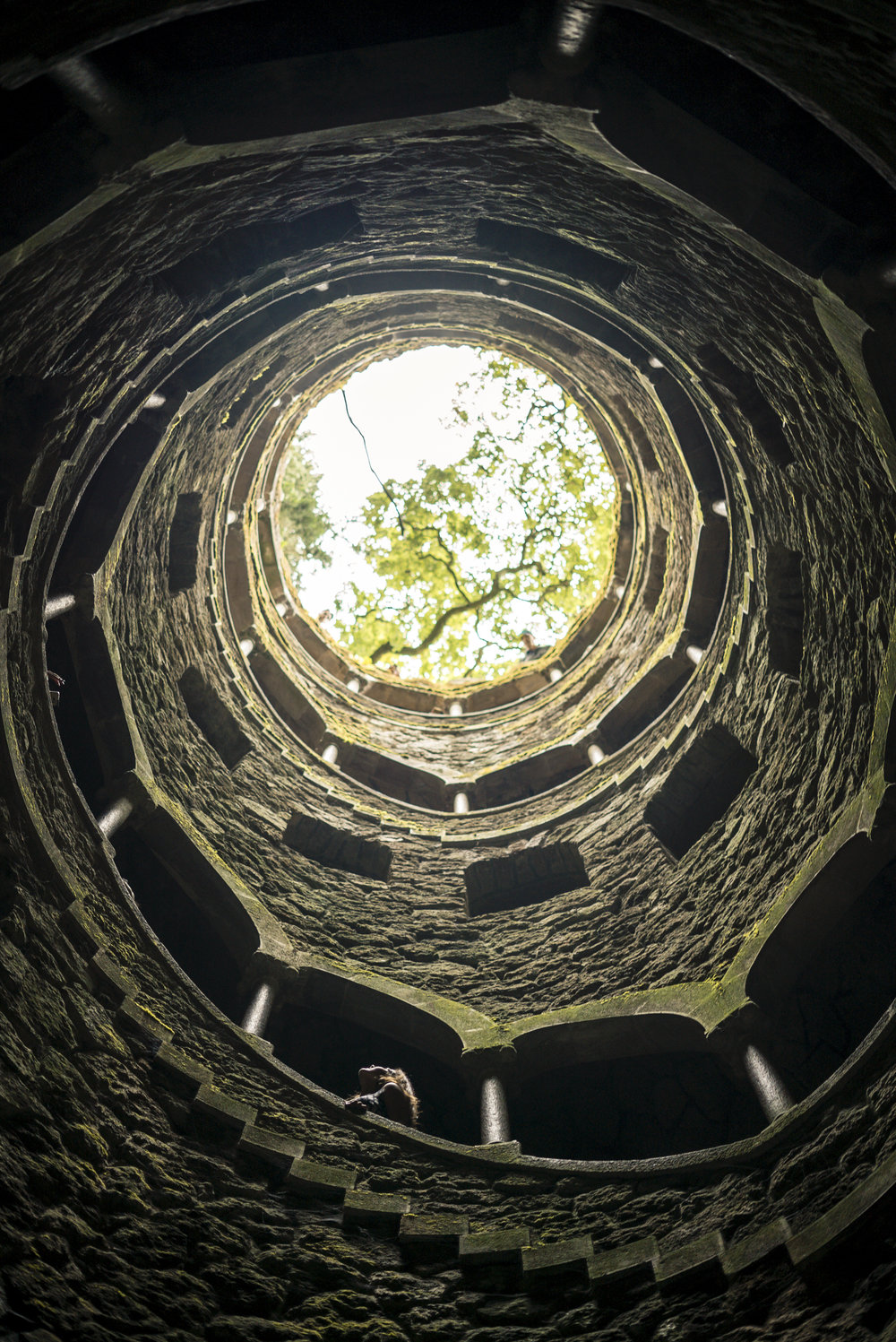 Quinta de Regaleira, don't miss this.