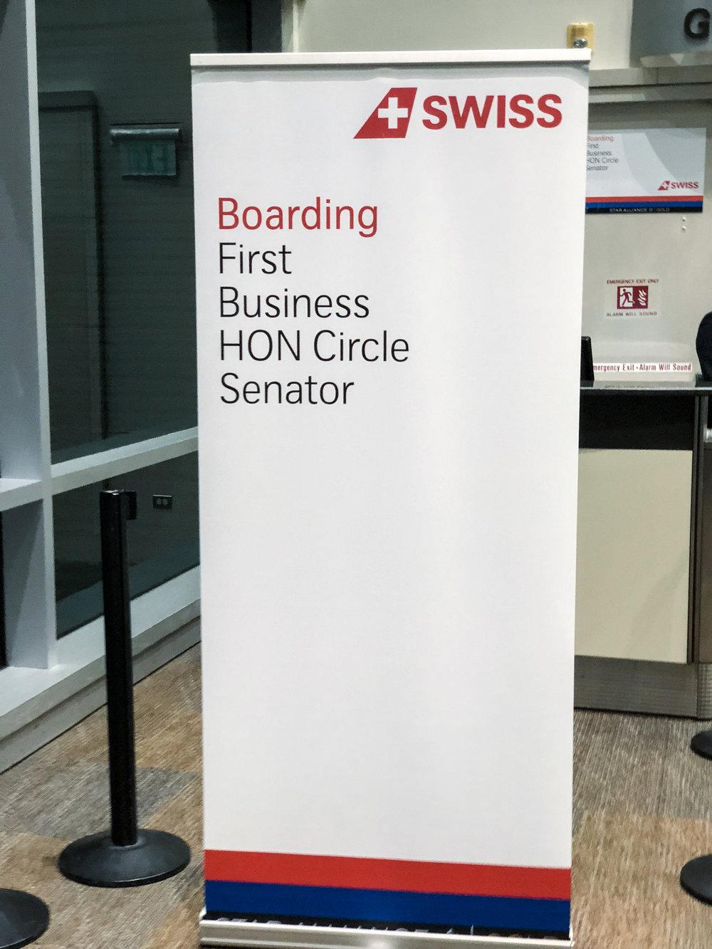 Swiss boarding groups