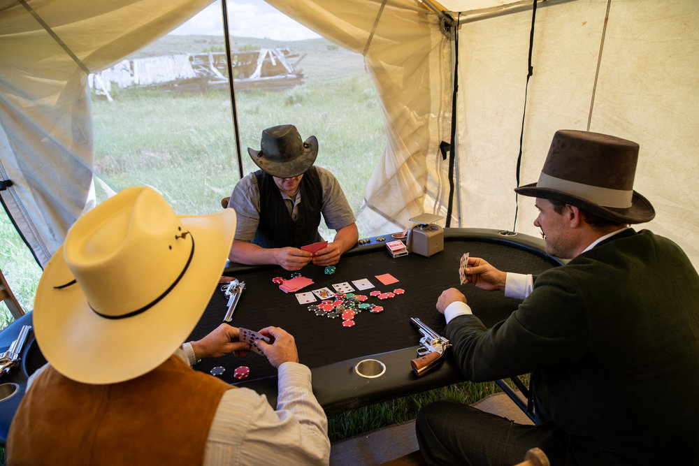 Hidden Poker Game