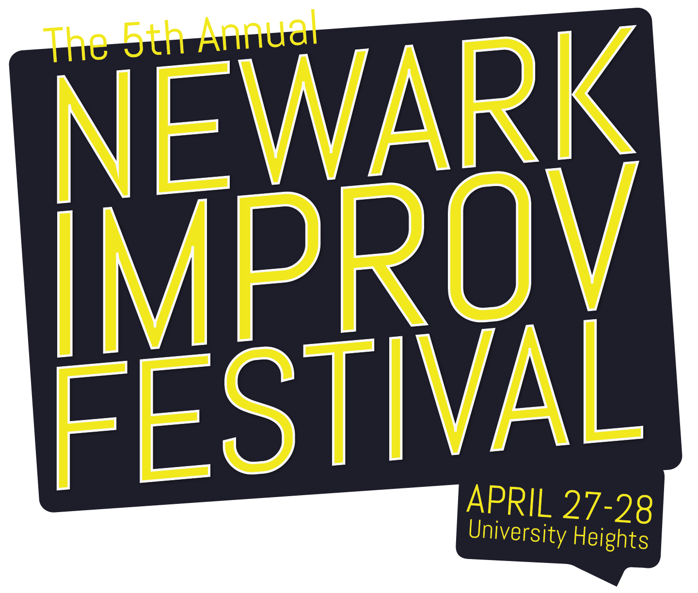 The 5th Annual Newark Improv Festival