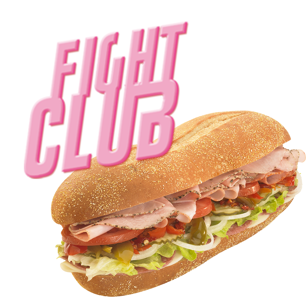 Fight Club Sandwich (NYC)