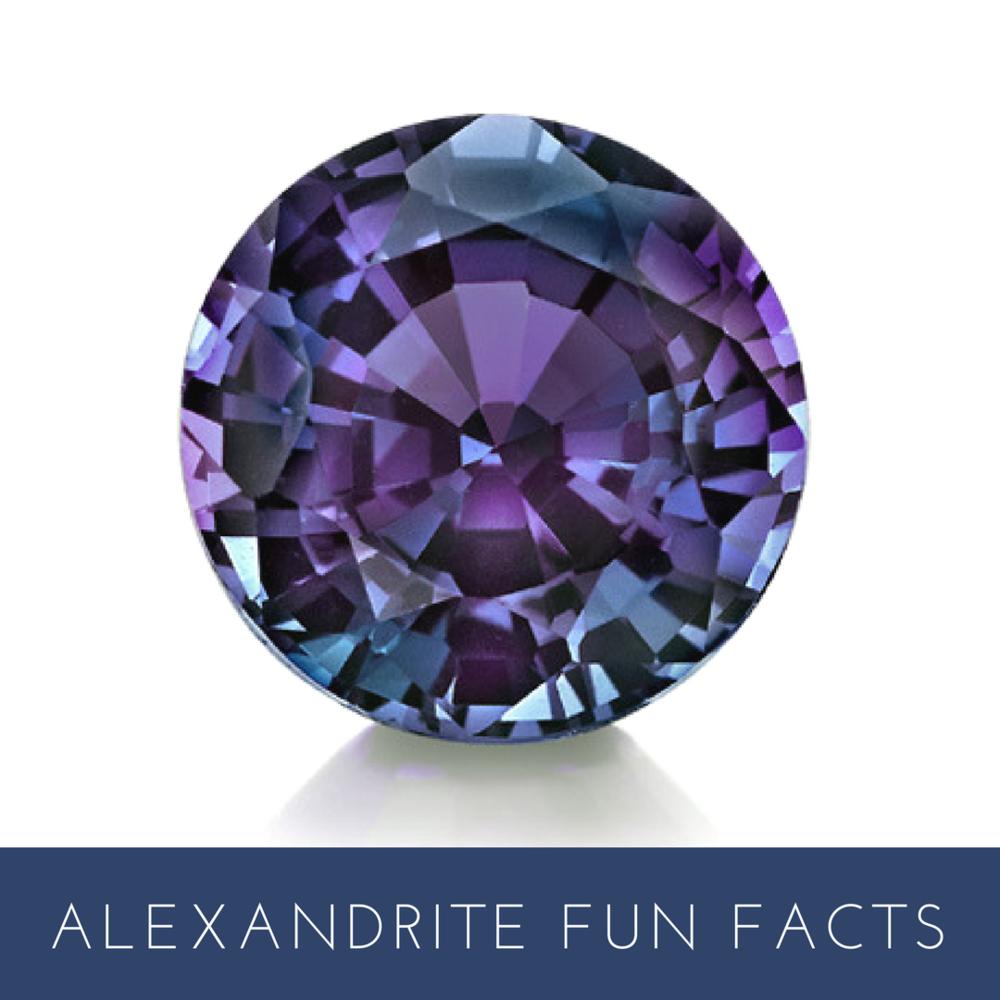 10 Alexandrite Fun Facts — Burkes Fine Jewelers