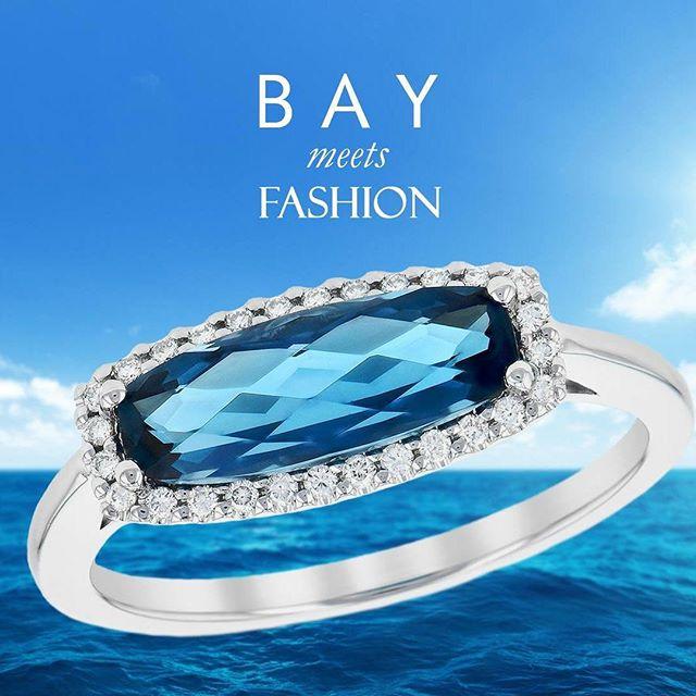 🌊 ☀️ #burkesfinejewelers #burkesbling #baymeetsfashion #shoplocalva #kilmarnockva #mainstreetshopping