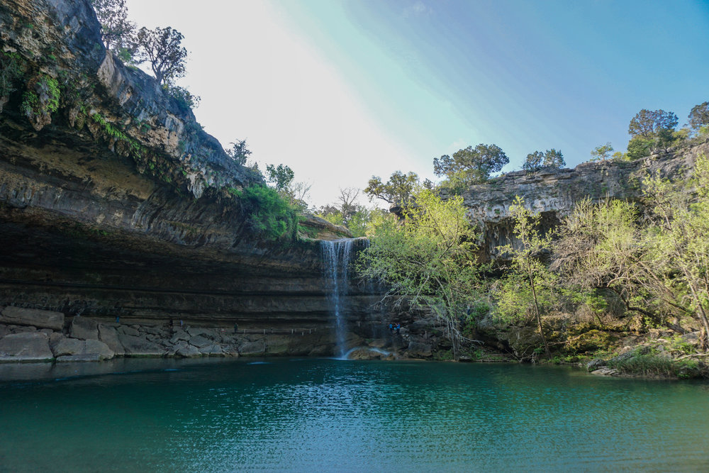 Hamilton Pool Dripping Springs, Texas