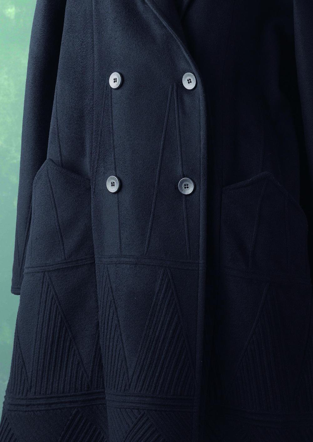 MATAHI long coat