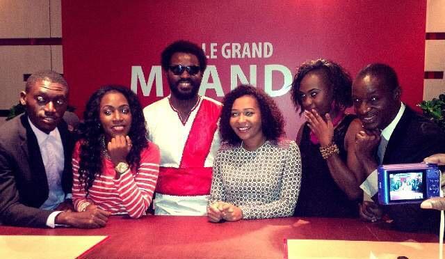 Le Grand Mbandja - June 16