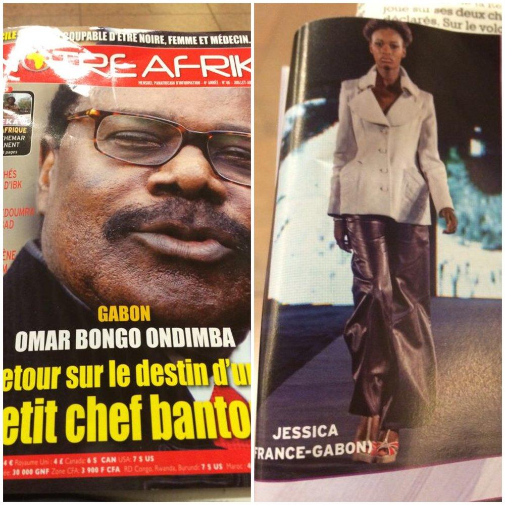 Notre Afrik Magazine - Ju